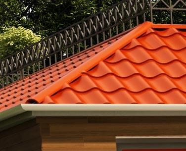 Dachy, ogrodzenia
